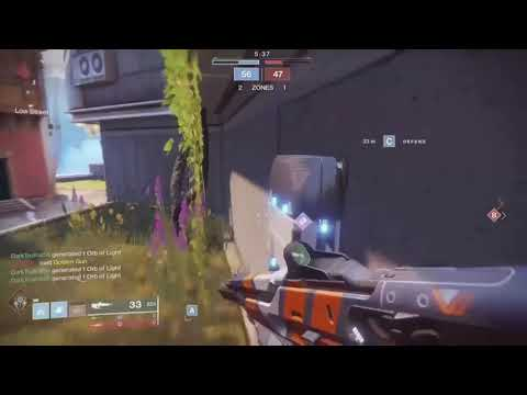 Destiny 2 first rocket kill montage