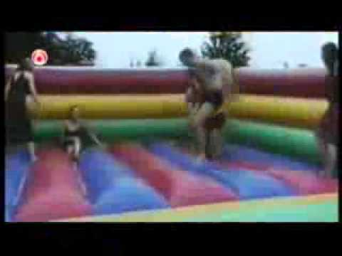 AFV  Funny Fall Videos, Prikolebi, The ReD-BULL THE LUCKY