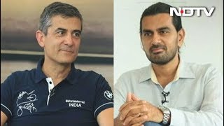 Interview: BMW Motorrad Sr. Management - NDTV
