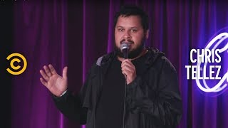 "Chris Tellez Held Someone ""Poop Hostage"" - Up Next - Uncensored - COMEDYCENTRAL"