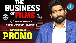 The Business Of Films Episode 2 Promo | Income Tax Raid | By Chartered Accountant Anurag Chowdhary - IDREAMMOVIES