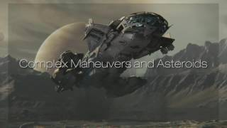 Royalty Free Complex Maneuvers and Asteroids:Complex Maneuvers and Asteroids