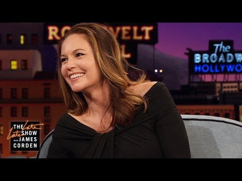 Diane Lane Once Committed Grand Theft Auto