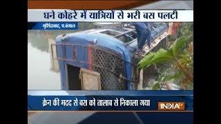 West Bengal: 7 dead, 20 injured in road accident at Murshidabad - INDIATV