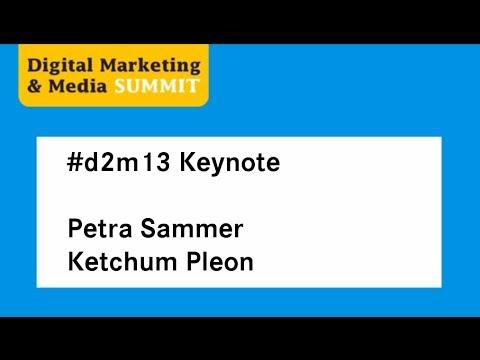 #d2m13 | Petra Sammer, Ketchum Pleon