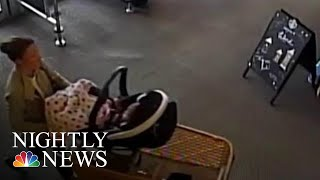 New Surveillance Video Shows Missing Colorado Mom On Day She Disappeared | NBC Nightly News - NBCNEWS