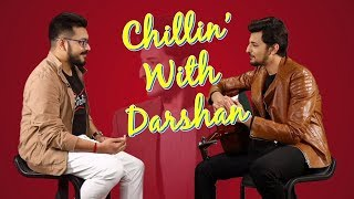 Darshan Raval talks about his singing career in Bollywood | Chillin' with Darshan - ZOOMDEKHO