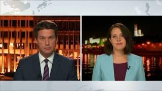 German vote - DW's Max Hofmann in Brussels, Emily Sherwin in Moscow | DW English - DEUTSCHEWELLEENGLISH