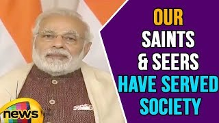 Our Saints And Seers Have Served Society And Initiated Social Reforms That Helped People | MangoNews - MANGONEWS