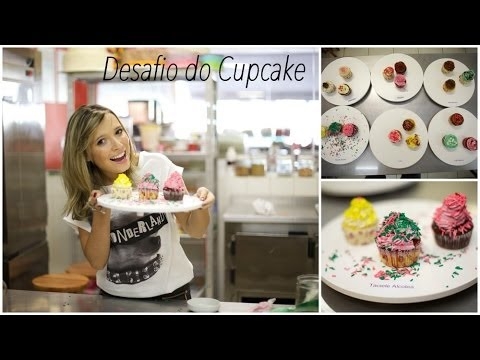 Desafio do Cupcake