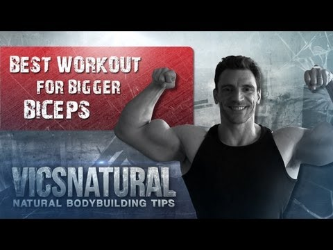 Biceps Peak Strategy- How to get a big peak on your Biceps