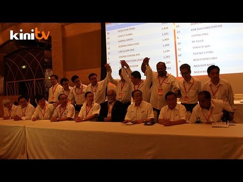 DAP polls: Guan Eng announces new lineup