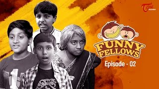 FUNNY FELLOWS | Kids Comedy Skits | Part #2 | By Lavanya Alvala | #TeluguComedy - TELUGUONE