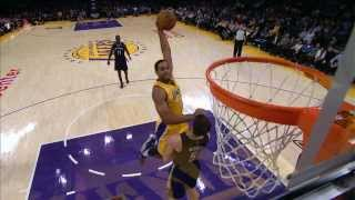 Xavier Henry Kills Jeff Withey With Huge Poster Dunk