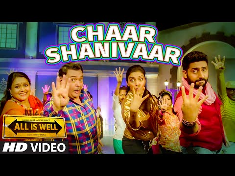 All Is Well - Chaar Shanivaar Song