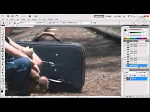 Dicas - Photoshop: como restaurar fotos antigas e prejudicadas - Baixaki