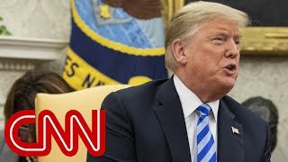 Trump thinks FBI should stay out of Kavanaugh fight - CNN