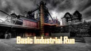 Royalty FreeTechno:Basic Industrial Run