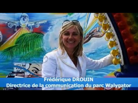 interview Frederique DROUIN Walygator 18 avril 2014
