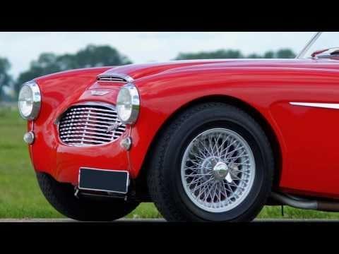 1960 Austin Healey 3000 Mk I