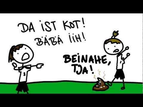 Schaum! Schaum! Schaum! - Yoruba/Deutsch - YOU FM Misheard Lyrics mit Coldmirror