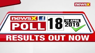 Lok Sabha Elections 2019: Facebook Poll Survey, PM Narendra Modi vs Rahul Gandhi, BJP vs Congress - NEWSXLIVE