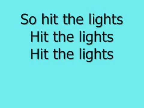 Hit The Lights - Jay Sean Lyrics On Screen ft. Lil Wayne (Official) [New 2011]