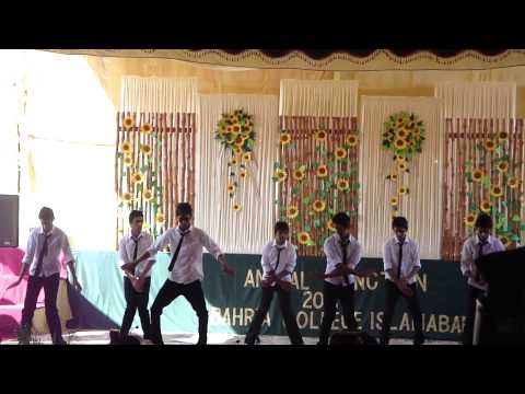 BOYS WING DANCE ANNUAL FUNCTION 2011(BAHRIA COLLEGE ISLAMABAD)