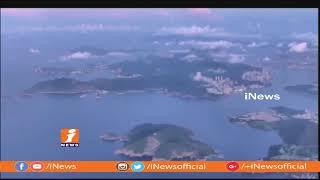 World Longest Massive Bridge Construction On Sea In China | iNews - INEWS