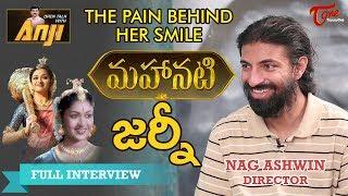 Mahanati Director Nag Ashwin Exclusive Interview | Open Talk With Anji #46 | TeluguOne - TELUGUONE