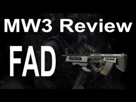 FAD - Assault Rifles - Modern Warfare 3 - #11