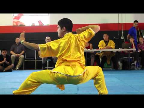 Wushu Kung Fu Tournament Costa Mesa 2012