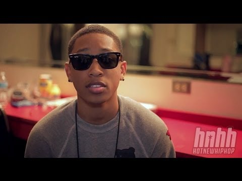 "Jacob Latimore ""Jacob Latimore - HNHH Exclusive Interview"" Video"