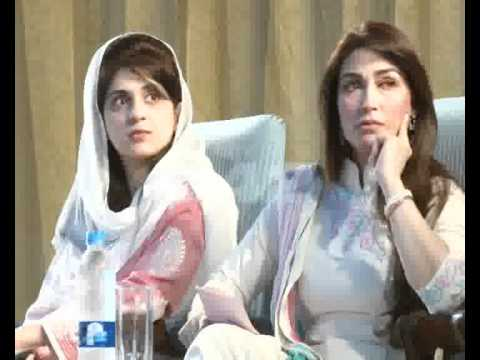 Reema Khan Breast Cancer Awareness Seminar Home Economics College Gulberg Pkg By Fiza Noor City42