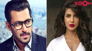 Salman Khan Wants Priyanka Chopra To Celebrate Her 36th Birthday With Nick Jonas & More - ZOOMDEKHO