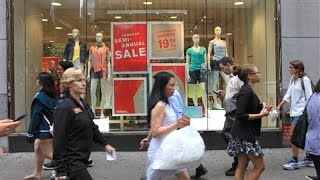 In the Retail World There Is Always a Sale - WSJDIGITALNETWORK