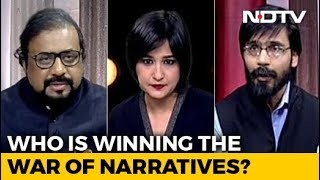 Who Is Winning The War of Narratives? - NDTV
