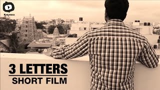 3 Letters Telugu Motivational Short Film |  2016 Telugu Short Film | by Bharath | Khelpedia - YOUTUBE
