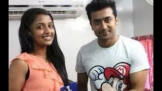 Suriya Praises Eelam Super Singer Jessica's Donation