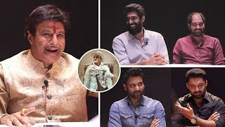 NTR Kathanayakudu Movie Team Interview | Nandamuri Balakrishna | Kalyan Ram | Rana | Krish | TFPC - TFPC
