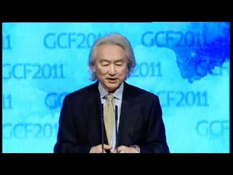 Michio Kaku, Contact Learning from Outer Space , GCF 2011 - 01-23.f4v