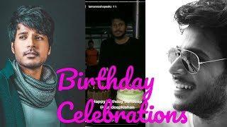 Hero Sandeep Kishan Birthday Celebrations | Tollywood Updates | Happy Birthday Sandeep Kishan - RAJSHRITELUGU