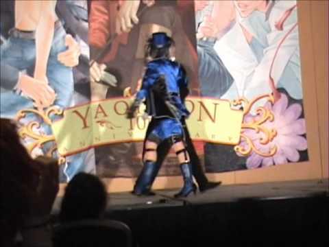 YaoiCon 2010 - Cosplay pt.2