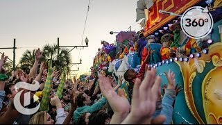 It's Carnival! Join the Party | The Daily 360 | The New York Times - THENEWYORKTIMES