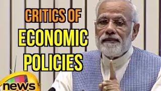 PM Narendra Modi Slams Critics Of Economic Policies | Mango News - MANGONEWS