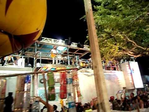 A disputa de som entre Chiclete e Banda Eva Carnatal 2011
