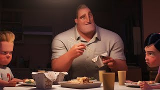 Incredibles 2 Animator Describes How He Missed The Birth Of His First Child So Mr. Incredible - THEONION