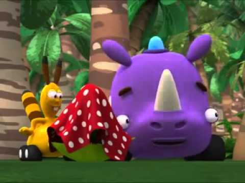 Przystanek Dżungla - wyścig żaglówek. Oglądaj w Disney Junior!