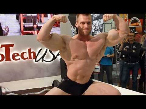 Peter Molnar FIBO-POWER 2012 II