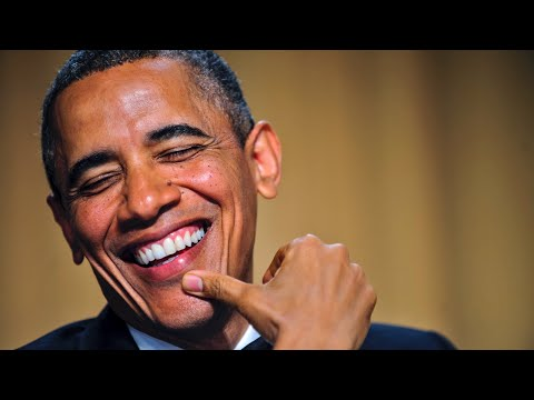 President Obama at the 2013 White House Correspondents' Dinner - Complete